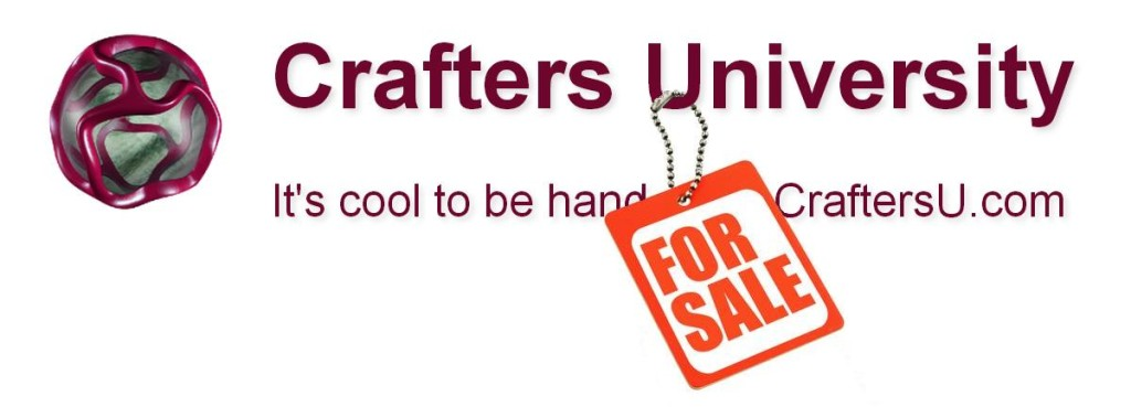 Craftersu for sale